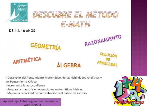 el metodo e-math